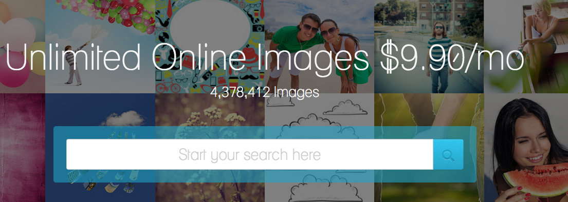 YAY Images Home Page
