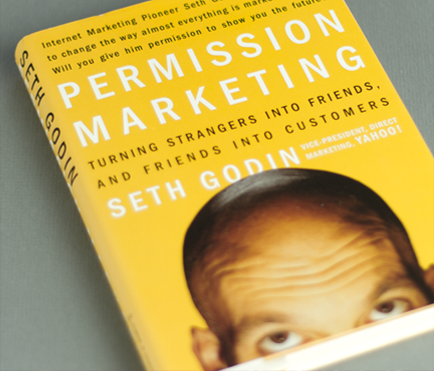 Seth Godin permission marketing